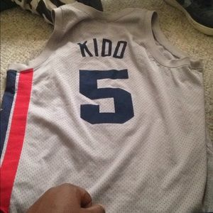 Jason Kidd Jersey NJ NETS